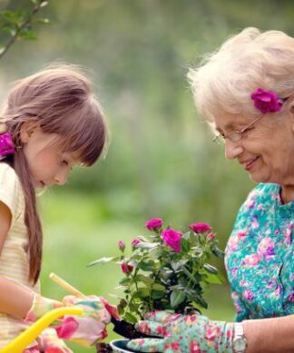 Pro naše babičky